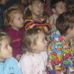 Návštěva dětí z Mateřské školy Tyršova - březen 2015