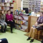 Přednáška Lenky Losertové - duben 2015
