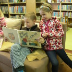 Návštěva dětí z Mateřské školy Varhánkova - duben 2015