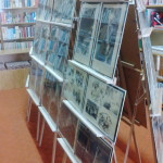 Výstava kopií děl Zdeňka Buriana - duben 2016
