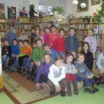 Vánoční program pro děti z prvního stupně ZŠ