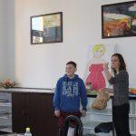 Přednáška Petry Dvořákové pro žáky 7. ročníků - téma anorexie - 27. února 2017