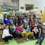 Návštěva maminek s dětmi ze Stonožky - 2. března 2017