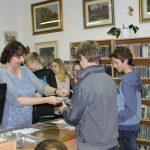 Beseda se spisovatelkou Veronikou Válkovou - téma Trójská válka - 21. listopadu - pro žáky 7. tříd